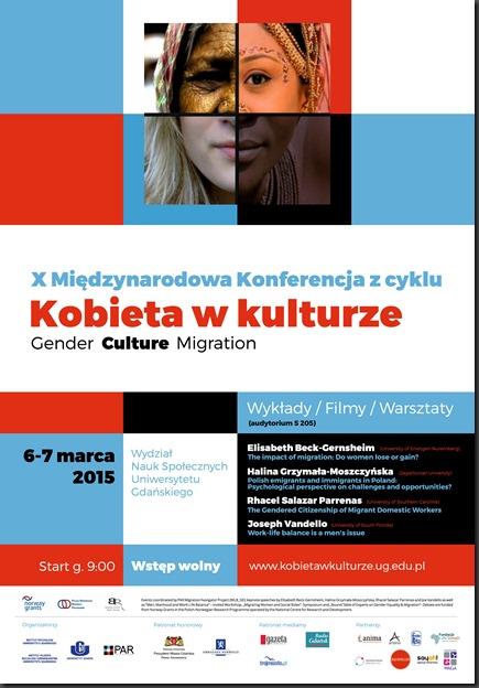 plakat Kobieta w Kulturze